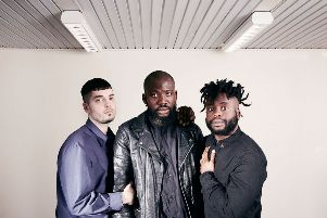 Young Fathers are among 20 artists shortlisted for the 2018 Scottish Album of the Year award. The winner will be announced at a ceremony in Paisley in September.