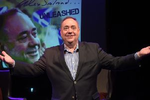 Alex Salmond. Picture: PA Wire