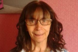 The woman has been named as 61-year-old Marie Walker. Her death is being treated as suspicious. Picture: Police Scotland