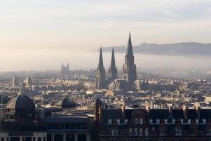 Edinburgh's haar is a weather phenomenon very specific to the city (Photo: Shutterstock)
