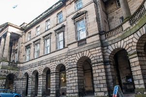 The Court of Session in Edinburgh. Picture: Ian Georgeson