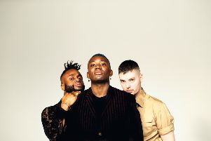 Young Fathers won the 2018 SAY award for their album, Cocoa Sugar