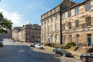 Drummond House, Drummond Place, Edinburgh' currently for sale on Savills website for offers over �1,500,000