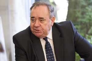 Reports have surfaced that Alex Salmond was first investigated in 2013. Picture: TSPL