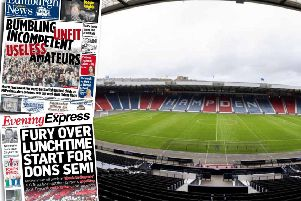 More than 11,000 sign Hearts fan's petition against semi-final debacle