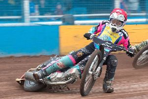 Josh Pickering performed well for Monarchs at Workington. Pic: Ron MacNeill