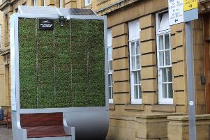 How a wall of grass could be solution to Musselburgh air pollution