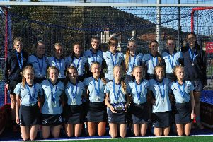 East Under-16 hockey