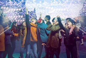 A silent disco will be one of the attractions during the Capital's Christmas festivities
