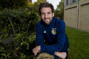 Charlie Mulgrew says he will never turn his back on Scotland. Pic: SNS