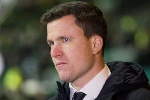 Gary Caldwell returns to Scottish football. Picture: SNS