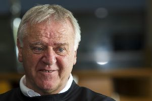 Jim Jefferies won't be relinquishing his role at Edinburgh City, Dundee have confirmed. Picture: SNS Group