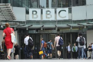 The BBC is a public broadcaster and should not be so greedy, says Helen Martin (Picture: Dan Kitwood/Getty Images)