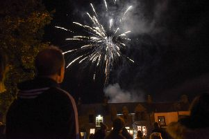 The police are taking steps to nip trouble around Bonfire Night in the bud