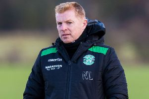 Neil Lennon has backed his agent's claims that he is subjected to sectarian abuse every day. Picture: SNS Group