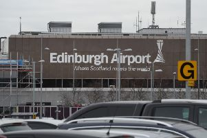 Edinburgh Airport is to double its drop-off parking charges.