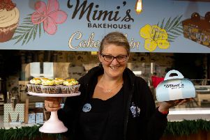 The pop up will be the fourth outlet of Mimi's Bakehouse in the city. Picture: TSPL
