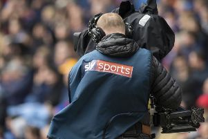Sky Sports look set to beat out BT Sport for the rights to televise Scottish football. Picture: SNS