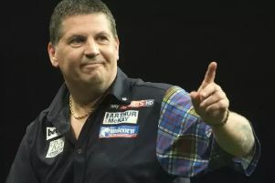 Gary Anderson denies the accusation and has hit back at his opponent. Picture: SNS