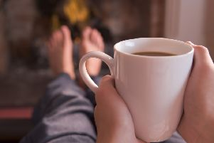 Danish hygge is all the rage ' now Scots have their own version of relaxing with a warm cuppa on the couch. Picture: PA
