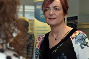 Former Equalities Secretary Angela Constance said the law in Scotland needed to be reformed so it treated transgender and non-binary people with 'dignity, fairness and respect'. Picture: Lisa Ferguson