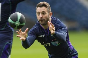 Greig Laidlaw believes Argentina will be out to revenge their defeat in Resistencia