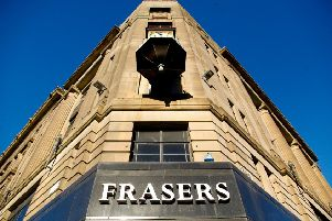 House of Fraser's chief has hit out against online retailers