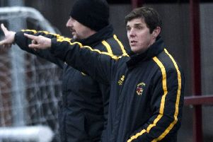 Ian Little is a former manager of Berwick Rangers