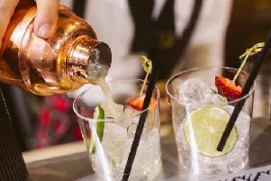 Edinburgh's Gin Lounge Festival is a must-attend event for fans of the spirit (Photo: Shutterstock)