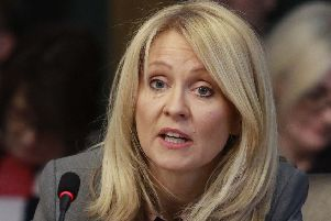 Former DWP Secretary Esther McVey. Picture: PA Wire