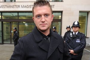 Far-right activist Tommy Robinson, the founder of the EDL, has been appointed an advister by Ukip leader Gerard Batten