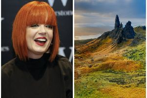 Edinburgh-born Shirley Manson has told of her dream to settle in Skye. Pictures: Neil Hanna/Pixabay