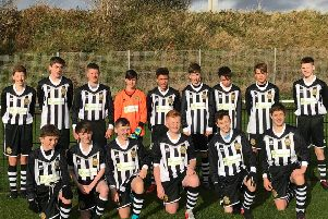 Dunbar United Colts under-15s