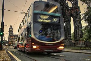 If you need to get around Edinburgh during the festive season, here's everything you need to know about when the buses are running (Photo: Shutterstock)