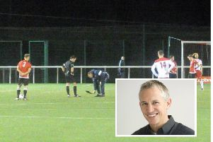 Ex-footballer and Match of the Day host joked on Twitter that it wasn't him.