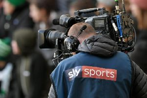 Sky Sports have blundered again in their coverage of Scottish football. Picture: SNS Group
