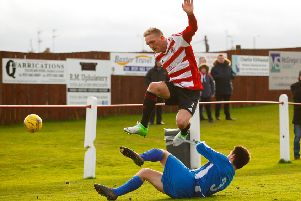 Dean Brett believes 'Bonnyrigg can make it all the way to League Two