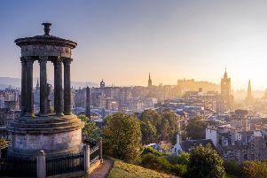 The most expensive streets in Edinburgh have been revealed. Picture: Shutterstock