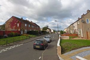 Police were called to a property on Delta Drive on Hogmanay. Picture: Google Street View