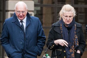 Margaret Paterson still owes �780k. Pic: Ian Georgeson.