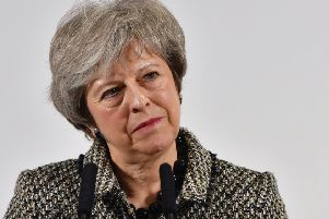Prime Minister Theresa May said she was still working to get concessions that would appease rebellious MPs. Picture: Anthony Devlin/PA Wire