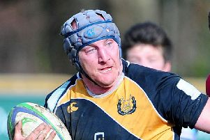 Mark Cairns, pictured during his playing days at Currie
