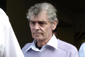 Peter Tobin is serving three life sentences at HMP Edinburgh. Picture: Ian Rutherford