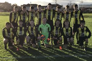 Hutchison Vale Colts Under-15s