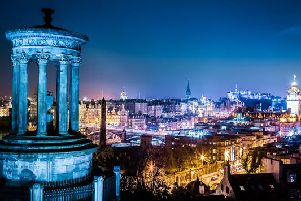 Celebrate Burns in style out and about in Edinburgh this year (Photo: Shutterstock)