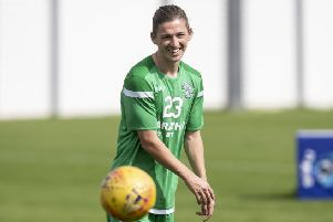 Ryan Gauld has joined Hibs on loan until the end of the season