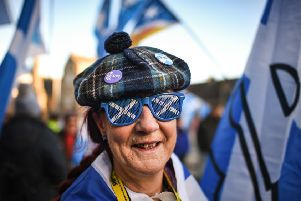 Yes campaigners should start preparing for a new independence referendum. Picture: Getty