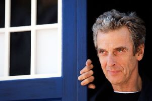 Twelfth Doctor, Peter Capaldi