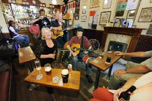 The Royal Oak is a great place for a warm welcome. Picture: TSPL