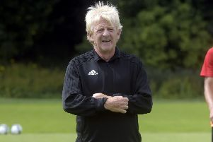 Edinburgh-born ''Gordon Strachan has been out of work since he left the Scotland post in 2017. Picture: Lisa Ferguson